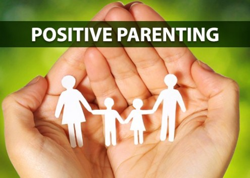 Positive Parenting- A Healthy Parenthood